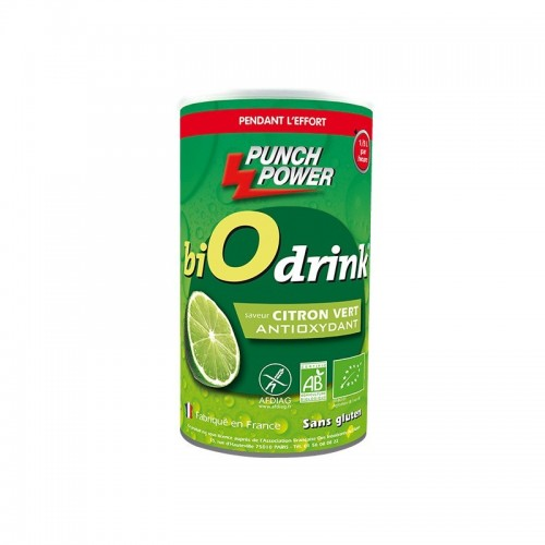Punch Power Bio-Drink Antioxydant Citron Vert