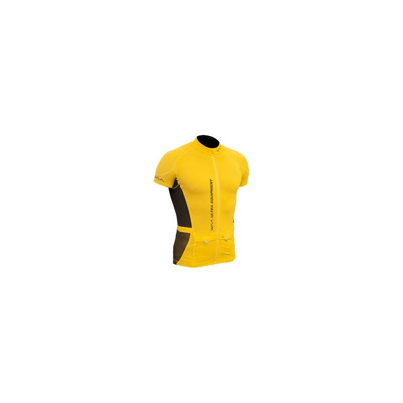 WAA Ultra Carrier Shirt Manche Courte Jaune
