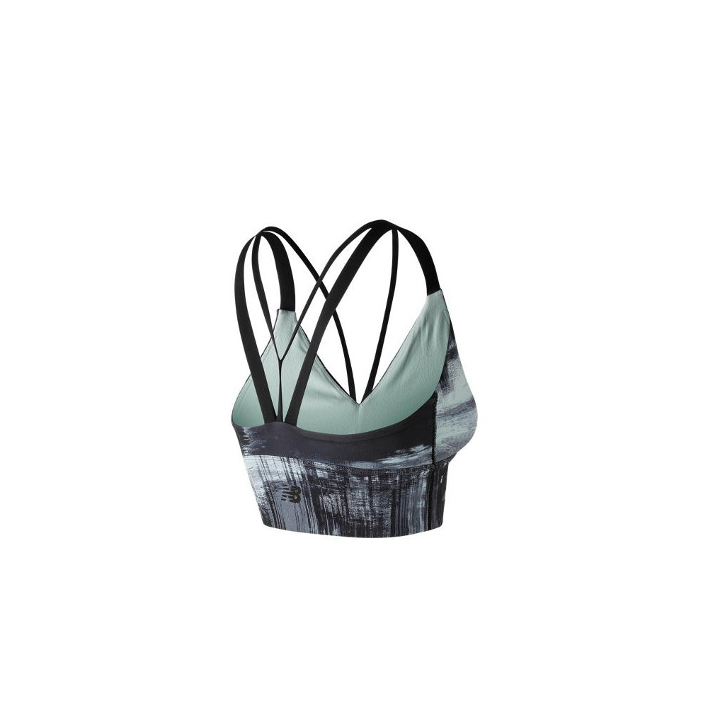 New Balance Strappy Crop Top