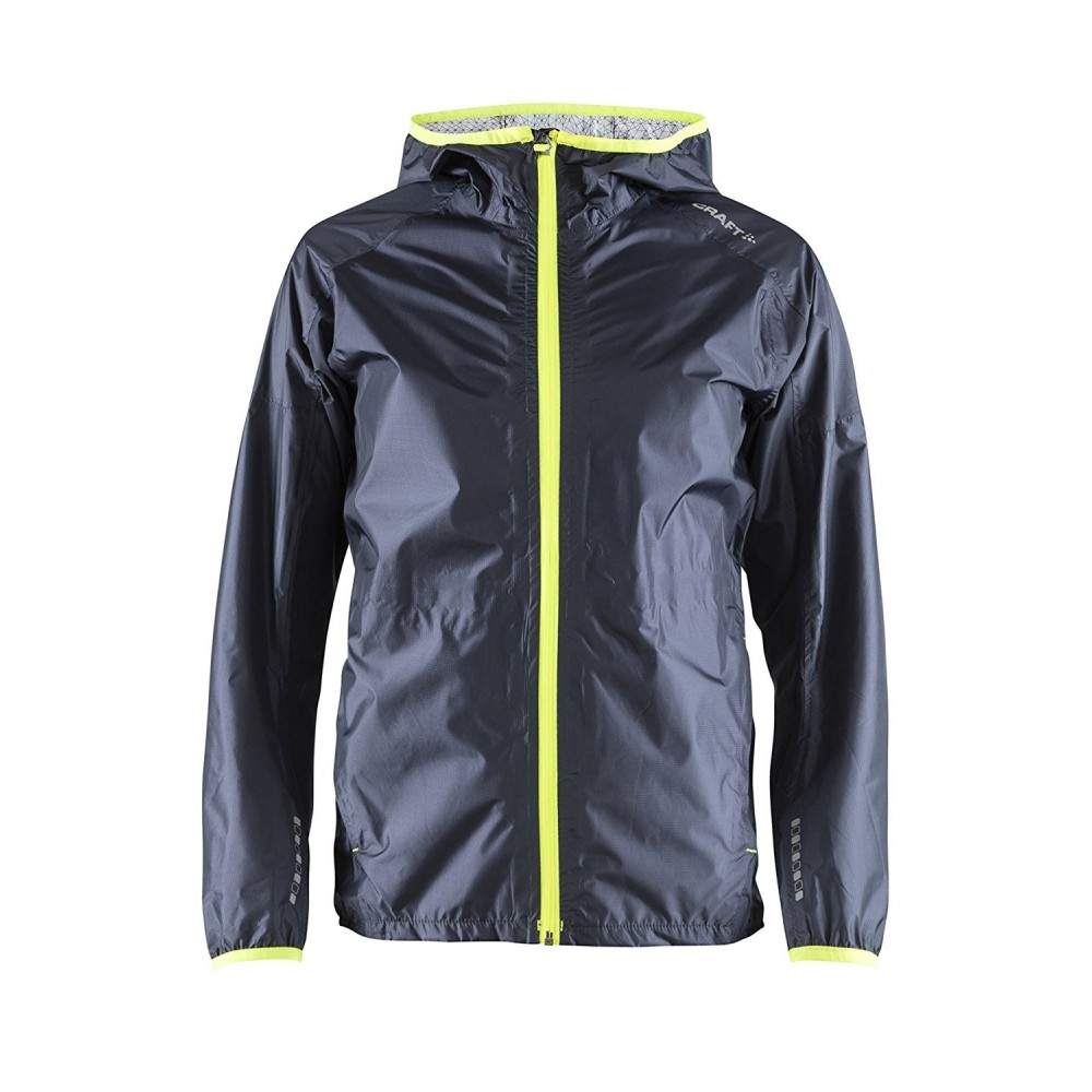 CRAFT Veste Shell 2.5 L gravel