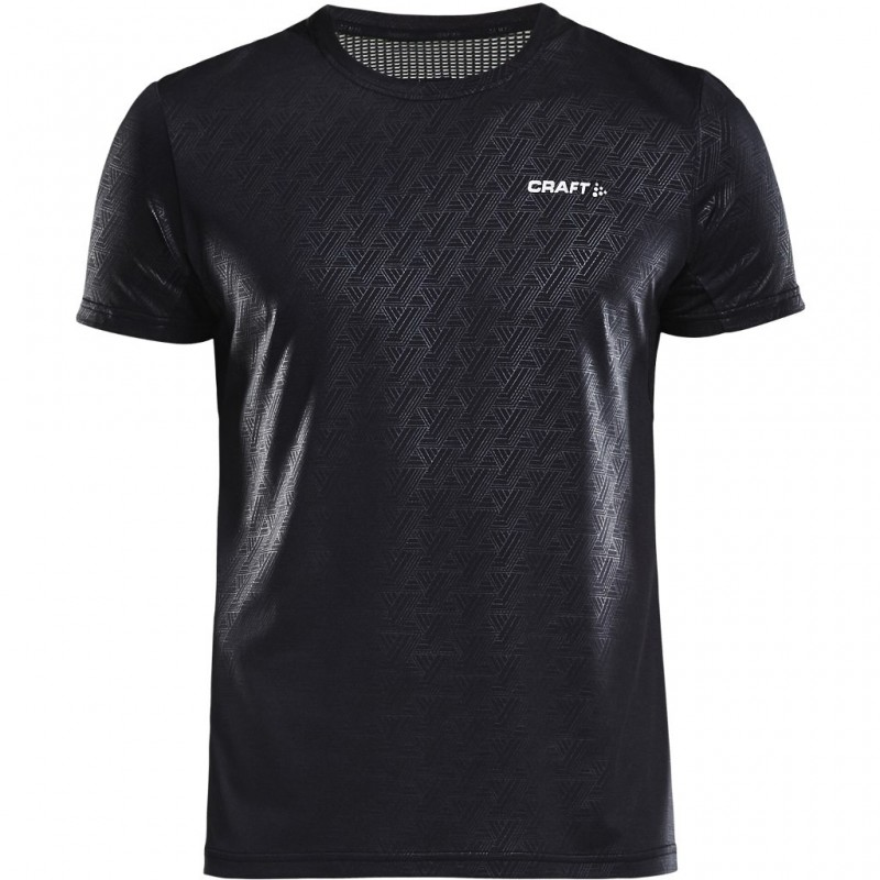 CRAFT T-Shirt Breakaway Noir