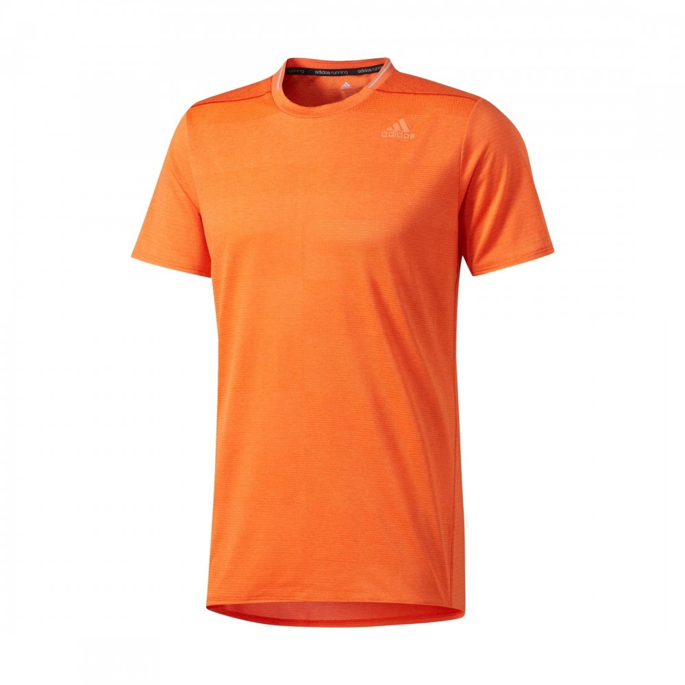 ADIDAS SN SS Tee Shirt Orange