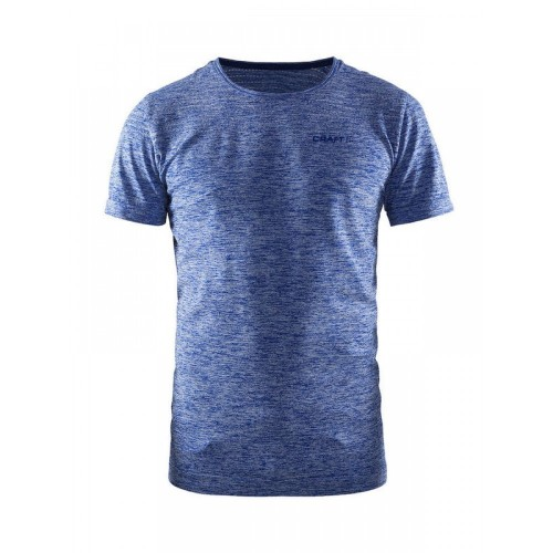 CRAFT Tee Shirt Core Seamless Men Blue