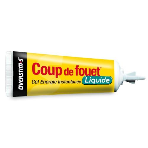 OVERSTIM'S Gel Coup de Fouet liquide Fruits Rouges