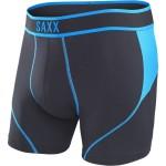 SAXX Kinetic Boxer Bleu/Noir