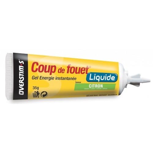OVERSTIM'S Gel Liquide Coup de Fouet Citron