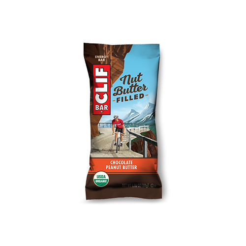 Clif Nut Butter Filled Chocolat bio