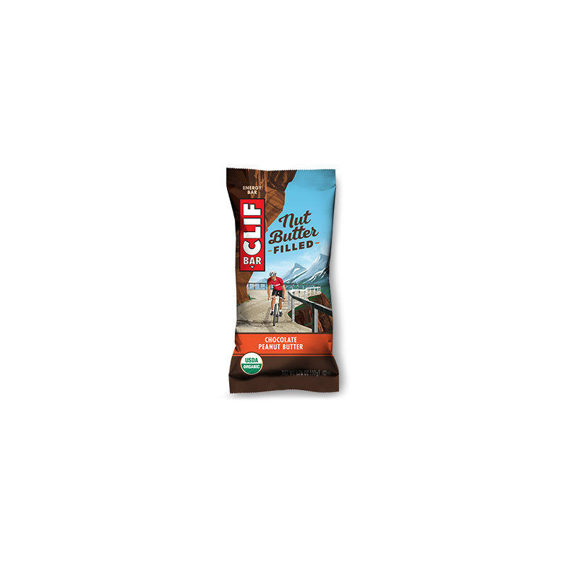 Clif Nut Butter Filled Chocola