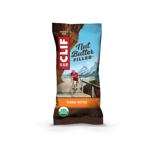 Clif Nut Butter Filled Peanut