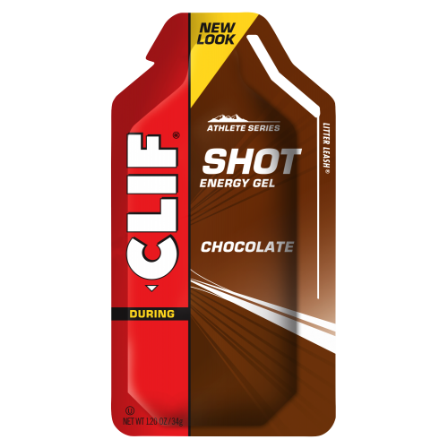 Clif Shot Gel Energy Chocolate