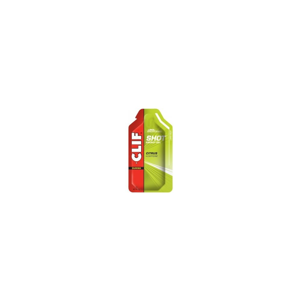 Clif Shot Gel Energy Citron+ca