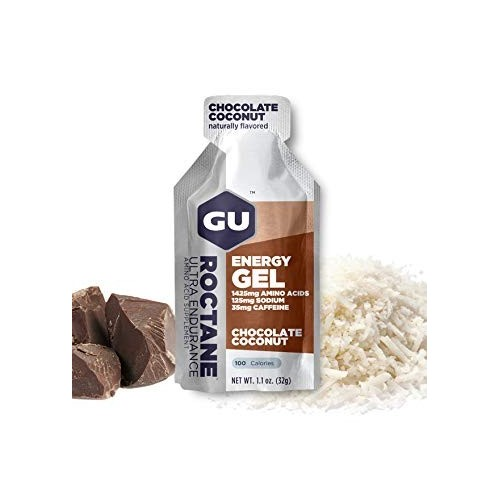 GU Gel Roctane Chocolate Coconut