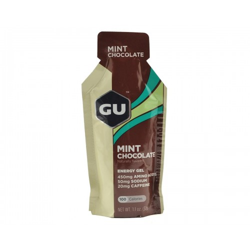 GU Gel Energy MINT Chocolate