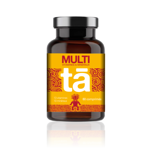 TA MULTI VITAMINES & MINEREAUX