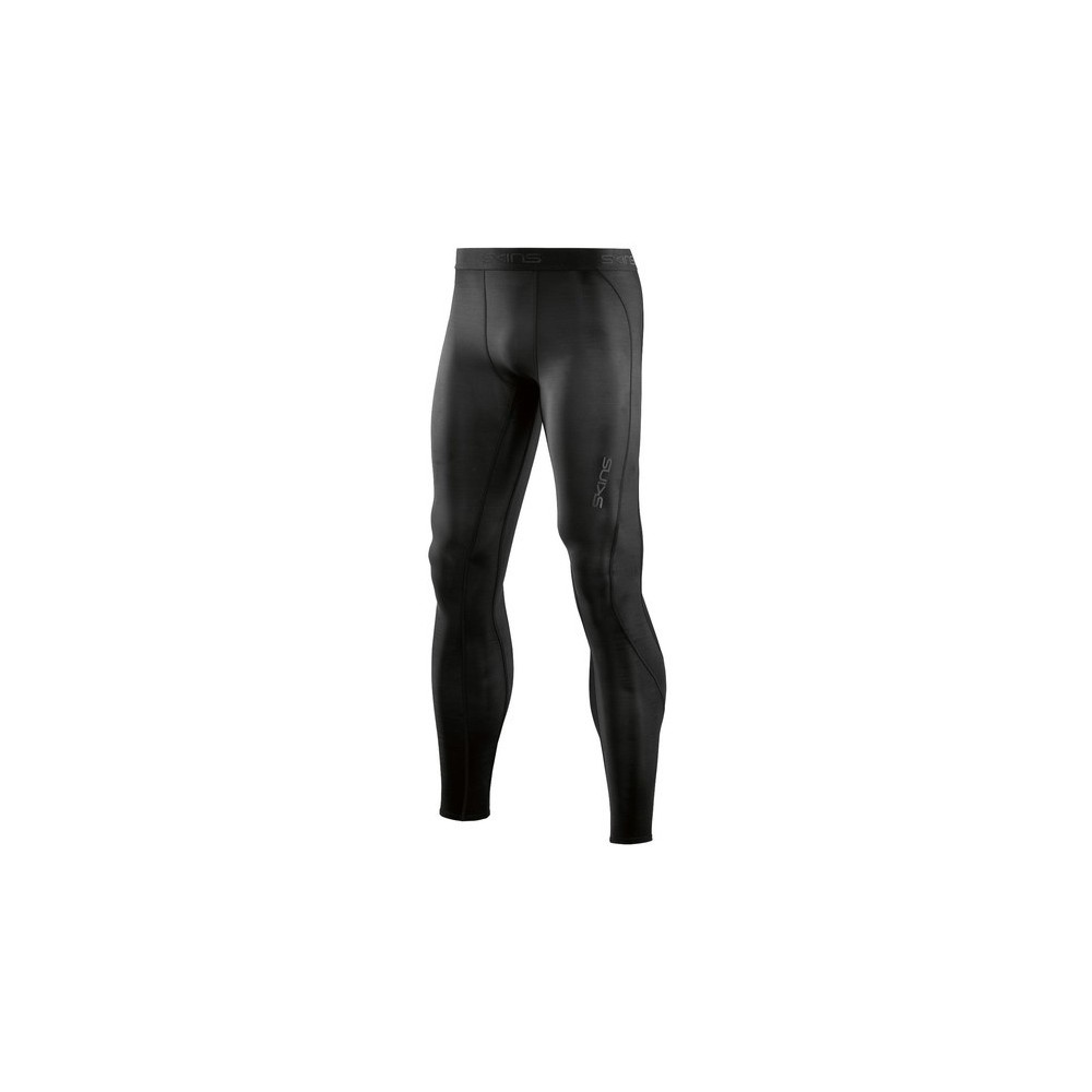 SKINS DNAmic LONG TIGHTS BLACK