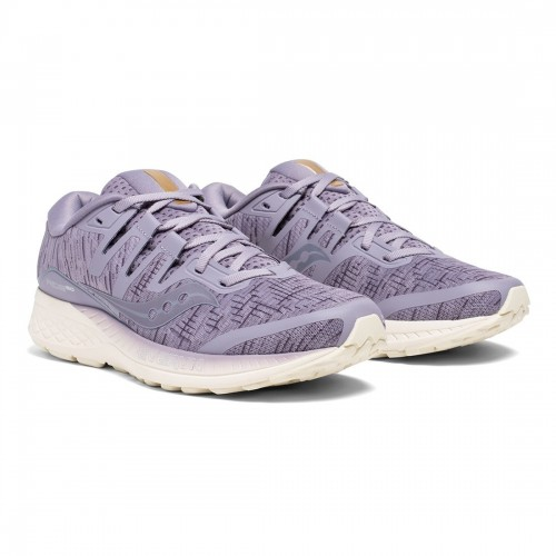 SAUCONY Ride Iso W Purple shad
