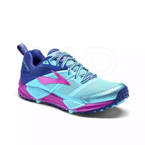 BROOKS Cascadia 12 Women turqoise