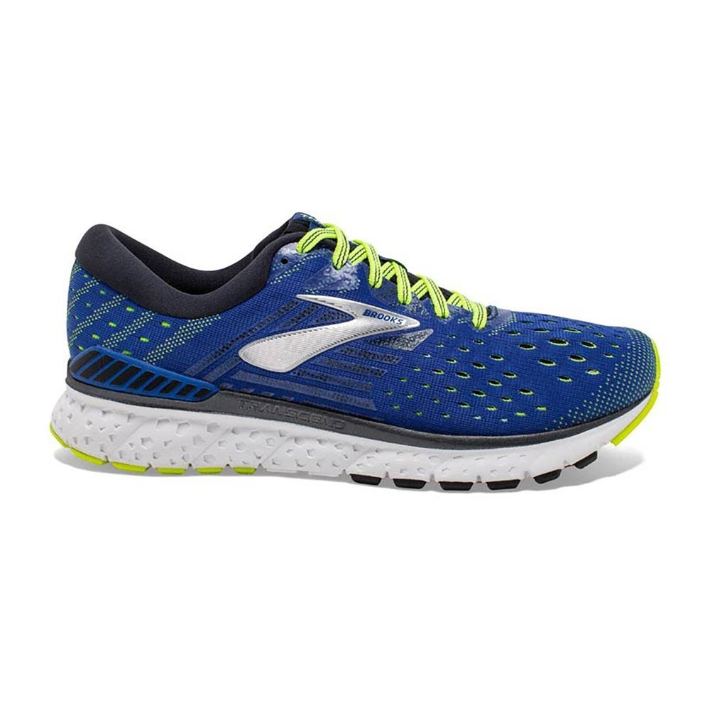 BROOKS Transcend 6 Bleu/Noir/Nightlife