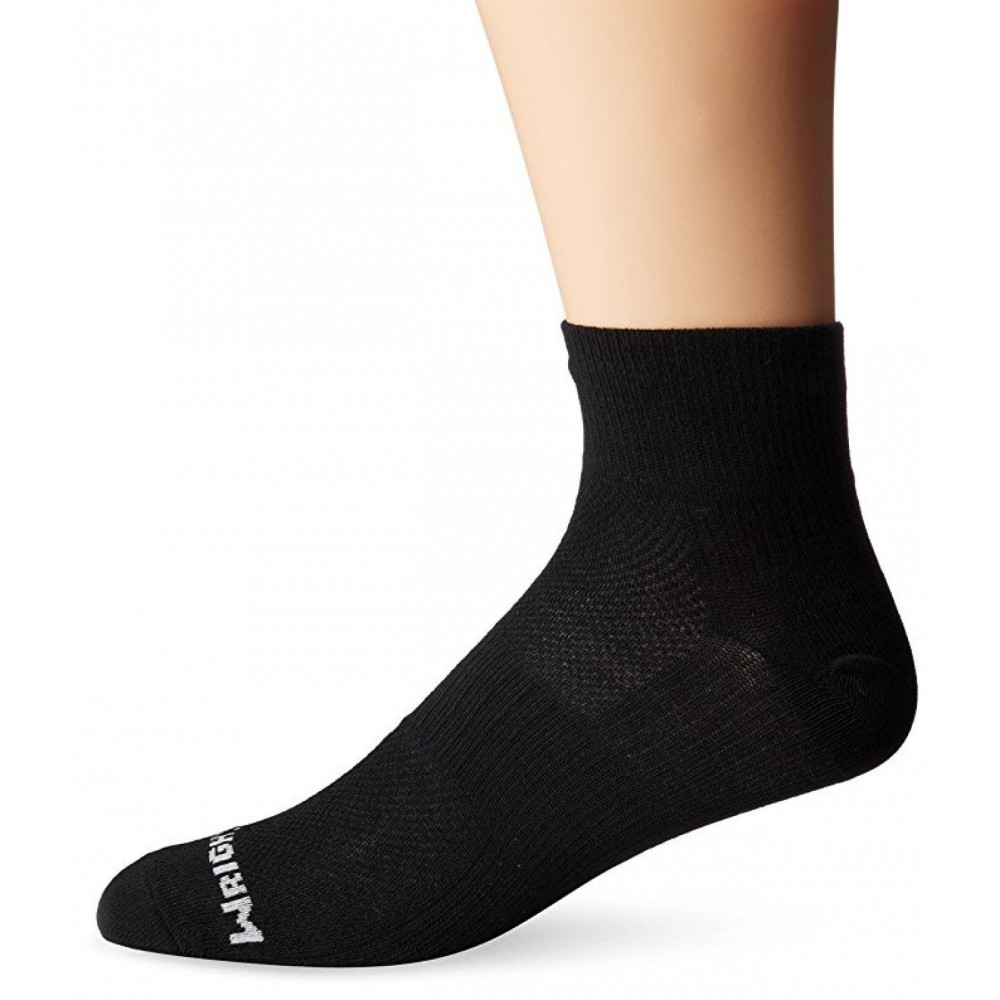 WRIGHTSOCK Coolmesh II Chaussettes noir