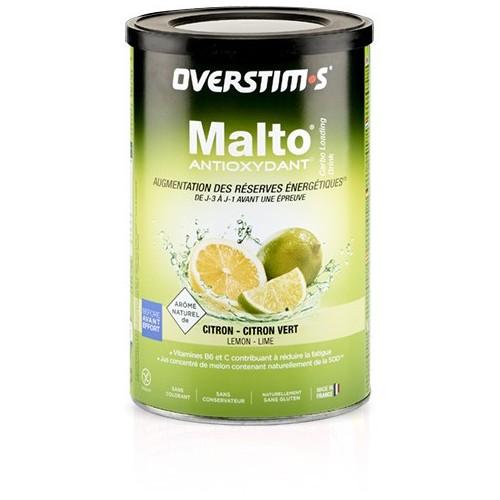 OVERSTIM'S Malto Citron-Citron vert pot 500g