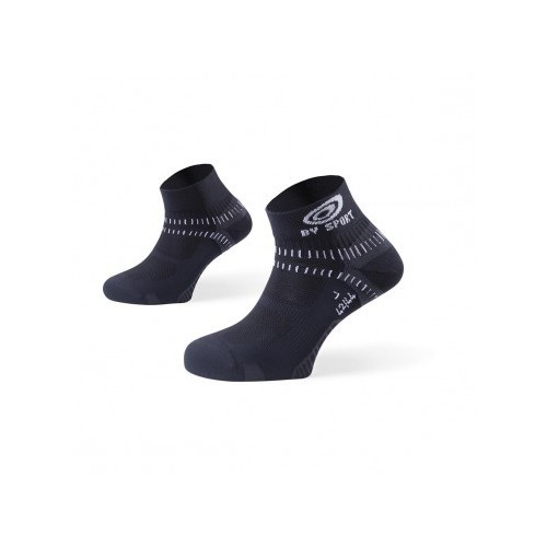 BV Sport Chaussettes Light One Noir