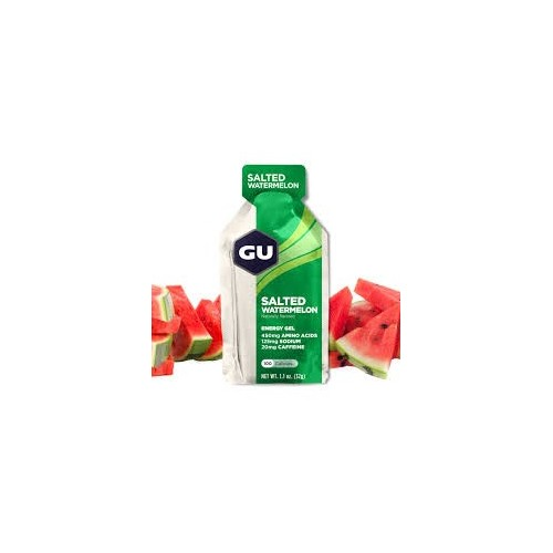 GU gel Salted Watermelon