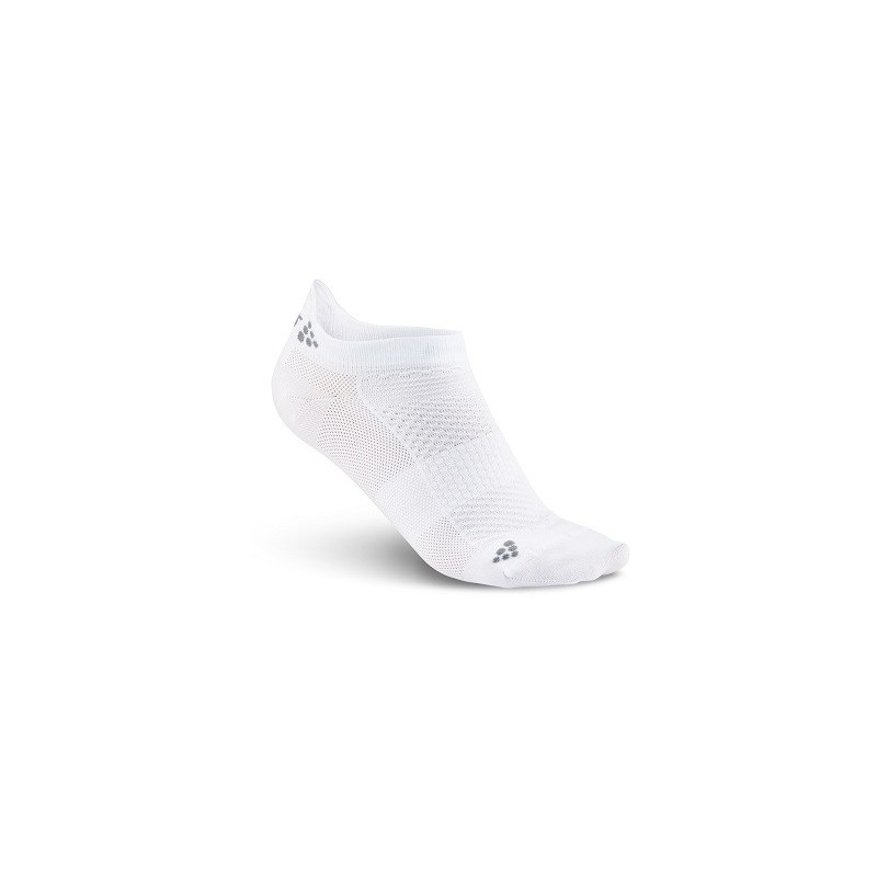 CRAFT chaussettes invisibles Blanche pack x2