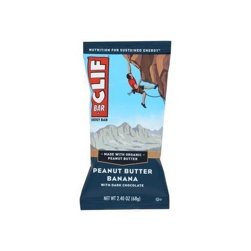 Clif Bar Peanut Butter Banana