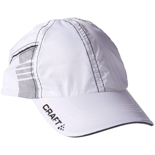 CRAFT Casquette Elite blanc