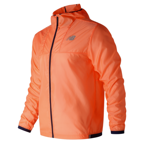 NEW BALANCE Veste légère Orange