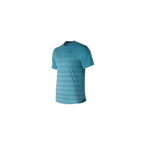 NEW BALANCE Tee Shirt Q Speed Jacq SS