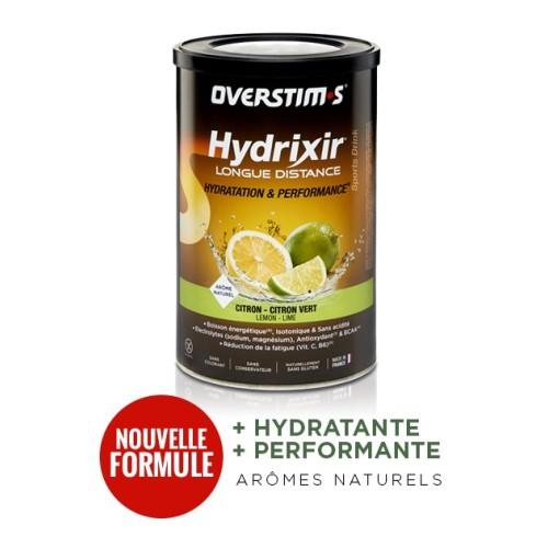 OVERSTIM'S  Hydrixir Lgue Dist citron/citron vert