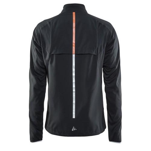 CRAFT veste Breakaway noir Orange