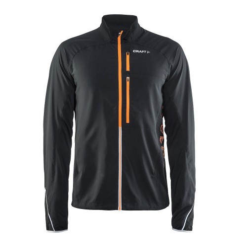 CRAFT veste Breakaway noir Orange