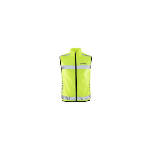 CRAFT Gilet Securité Néon TM