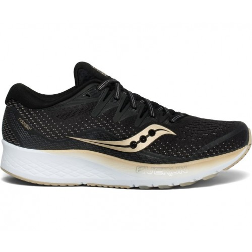 SAUCONY Ride Iso 2 W Black