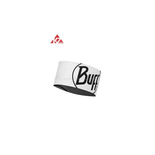 BUFF UV Headband Logo White