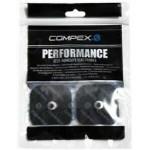 COMPEX Electrode Snap 5x5 Noir