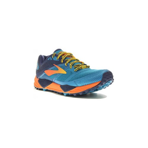 BROOKS Cascadia 12 Yellowstone