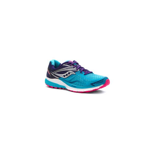 SAUCONY Ride 9 W Navy Blue Pink