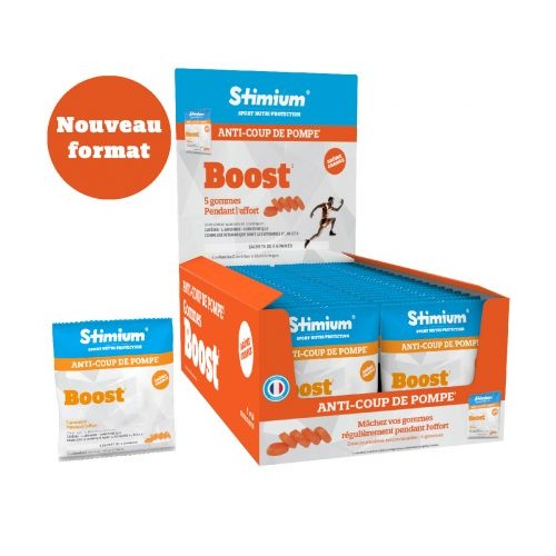 STIMIUM Anti-coup De Pompe Boost Saveur Orange sachet