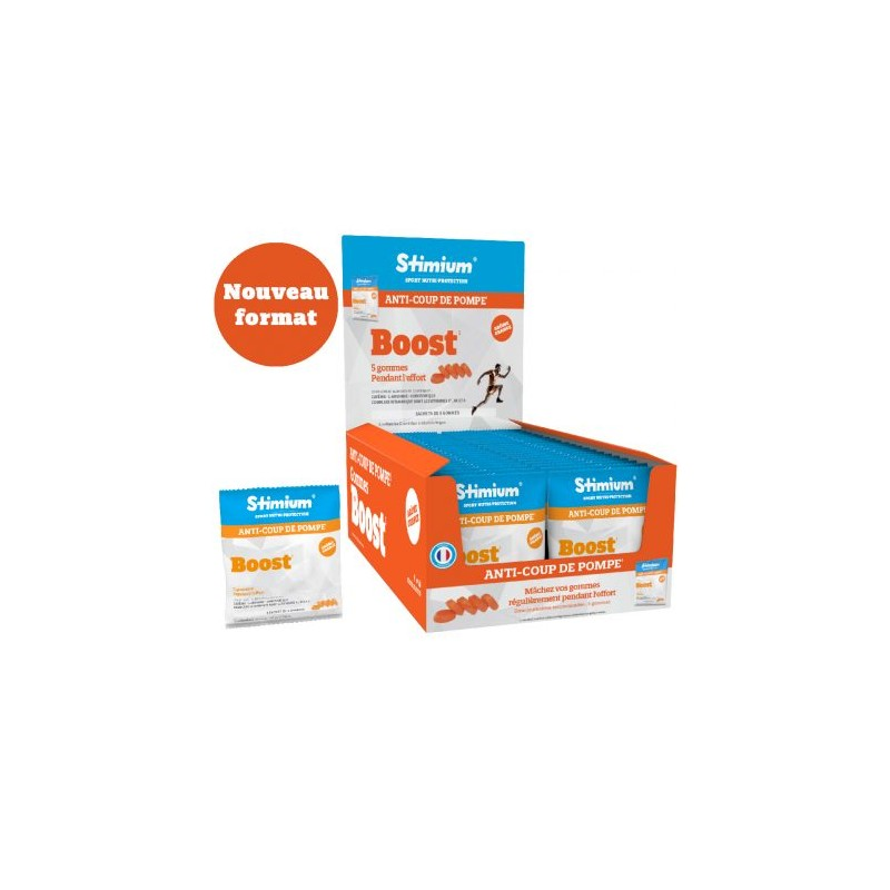 STIMIUM Boost Orange petit sachet