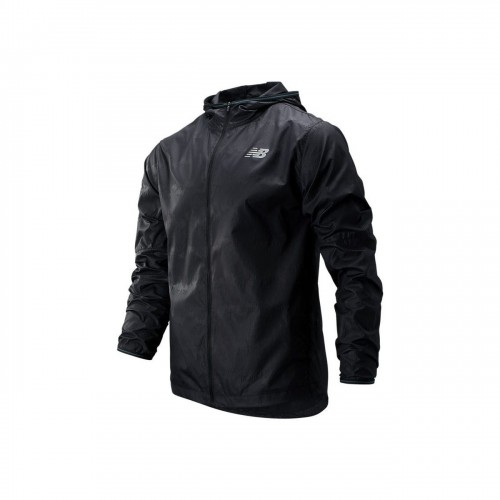 NEW BALANCE Veste Coupe  Noir