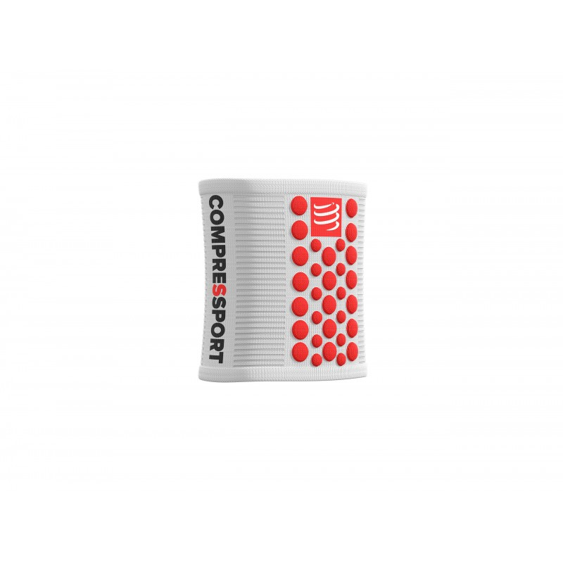 COMPR SWEATBAND 3D Black/Red   Blanc/Rouge  Blanc/Rose