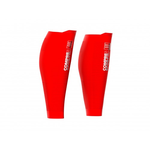 COMPRESSPORT Manchons Oxygen Rouge