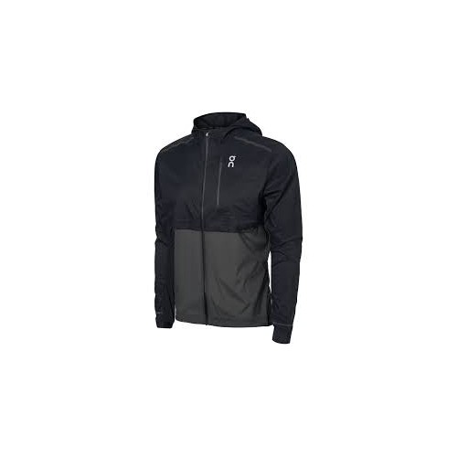ON Weather Jacket M Black/Shadow