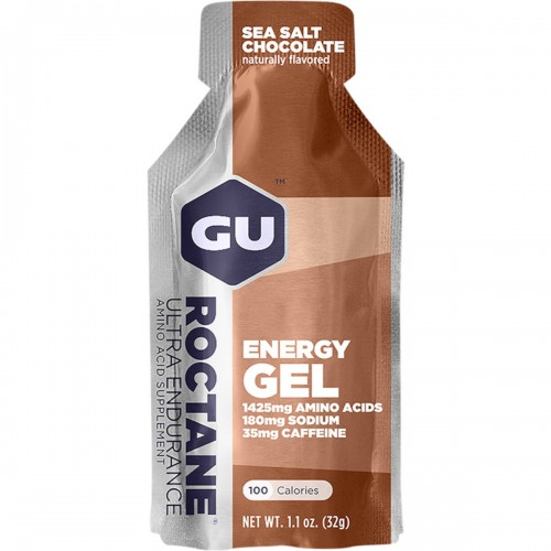 GU Gel Roctane Sea Salt Chocolate