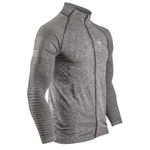 COMPRESSPORT Seamless Zip Sweatshirt