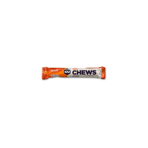 GU Gommes Energy Chews Orange