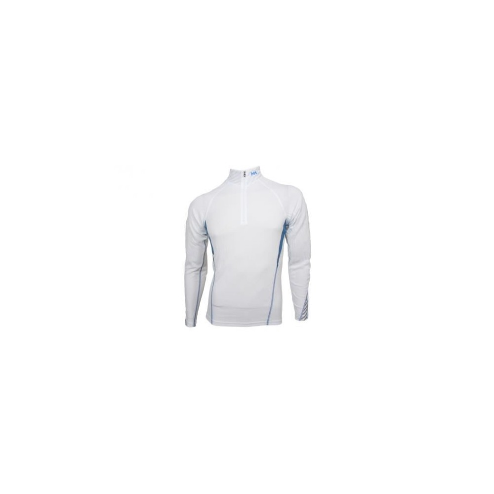 Helly Hansen T shirt Charger 1/2zip White TS